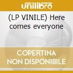 (LP VINILE) Here comes everyone lp vinile di ALOHA