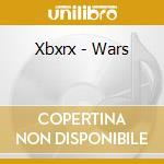 Xbxrx - Wars cd musicale di XBXRX