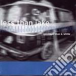 Goodbye blue & white cd musicale di Less than jake