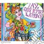 Que ryko latino cd musicale di Artisti Vari