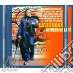 Latitudes cd musicale di De la fe' alfredo