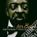 Randy Reinhart & Jesper Thilo 6.Tet - For Basie cd musicale di Reinhart/jespe Randy