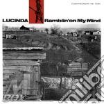 (LP VINILE) RAMBLIN' ON MY MIND                       lp vinile di Lucinda Williams