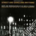 (LP VINILE) Streets and gangland rhythms, beats and lp vinile di Artisti Vari
