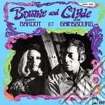 (LP VINILE) BONNIE AND CLYDE                          lp vinile di S. & bard Gainsbourg