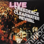 (LP VINILE) Live in europe lp vinile di Clearwater Creedence