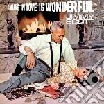 (LP VINILE) Falling in love is wonderful lp vinile di Jimmy Scott