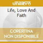 LIFE, LOVE AND FAITH cd musicale di Allen Toussaint