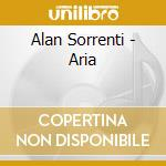 Aria cd musicale di Alan Sorrenti