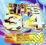 Reggae hits 34 cd musicale