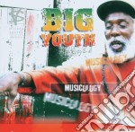 MUSICOLOGY cd musicale di Youth Big
