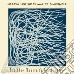 Blue mountain's sun drum. cd musicale di Wadada leo smith & e