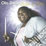 Labour of love cd musicale di Ola Dixon
