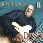 New frontier lover cd musicale di Gaines Roy