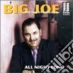 All night long cd musicale di Big joe & the dynaflows