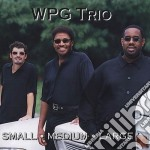 Small medium large cd musicale di Trio Wpg