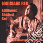A different shade of red cd musicale di Red Louisiana
