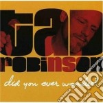 Did you ever wonder? cd musicale di Robinson Tad