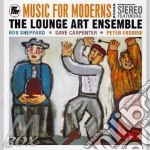 The lounge art ensamble cd musicale di B.sheppard/d.carpent