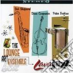 Lava jazz - erskine peter cd musicale di Peter erskine & lounge art ens