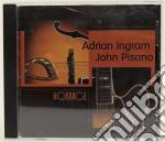 Adrian Ingram & John Pisano - Homage cd musicale di Adrian ingram & john pisano