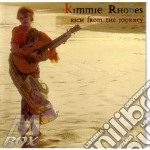 Rich from the journey - cd musicale di Kimmie Rhodes