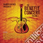Benefit concert 2 cd musicale di Warren Haynes