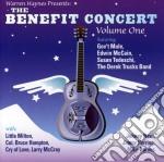 Benefit concert one cd musicale di Warren Haynes