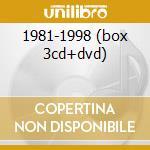 1981-1998 (BOX 3CD+DVD) cd musicale di DEAD CAN DANCE