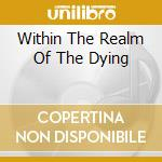 WITHIN THE REALM OF THE DYING cd musicale di DEAD CAN DANCE