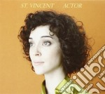 ACTOR                                     cd musicale di ST.VINCENT
