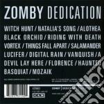 Zomby - Dedication cd musicale di Zombi