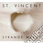 Strange mercy cd musicale di Vincent St