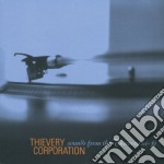 SOUNDS FROM THE THIEVERY HI-FI cd musicale di Corporation Thievery