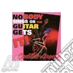 Nobody sings or the guit. - cd musicale di Angels Cadillac