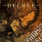 Fatelss cd musicale di Decree