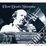 Live at the 100 club 1979 cd musicale di Elton dean s ninesen