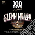 100 hits legends cd musicale di Glen Miller