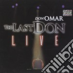 The last don live cd musicale di Omar Don