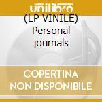 (LP VINILE) Personal journals lp vinile di Francis Sage