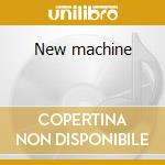 New machine cd musicale