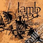 NEW AMERICAN GOSPEL cd musicale di LAMB OF GOD