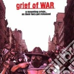CD - GRIEF OF WAR         - A MOUNTING CRISIS cd musicale di GRIEF OF WAR