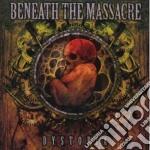 DYSTOPIA cd musicale di BENEATH THE MASSACRE