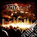 EXIST                                     cd musicale di ANTAGONIST