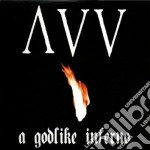 A godlike inferno cd musicale di Vvisdom Ancient