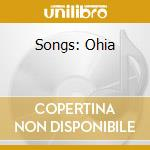 CD - SONGS: OHIA - S/T cd musicale di SONGS:OHIA