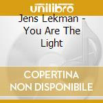 CD - LEKMAN, JENS - YOU ARE THE LIGHT cd musicale di Jens Lekman