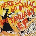 Here We Go Magic - January Ep cd musicale di Here we go magic