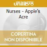 APPLE'S ACRE                              cd musicale di NURSES